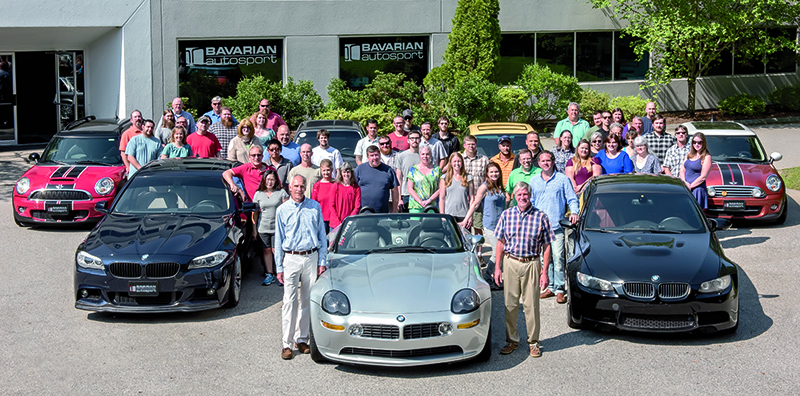 bavauto company group shot