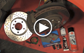 Bavarian Autosport BMW Brake Pad & Rotor DIY Video