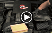 Bavarian Autosport BMW Engine Air Filter DIY Video