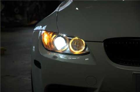 2008 bmw 328i convertible headlight bulb replacement