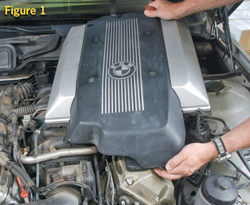 Replacing A Leaking Valve Cover Gasket On Your BMW