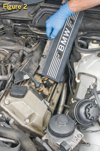 Replacing A Leaking Valve Cover Gasket On Your BMW  | Bavarian