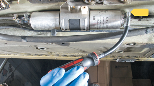 Replacing Your Mini Or Bmw Fuel Filter Bavarian