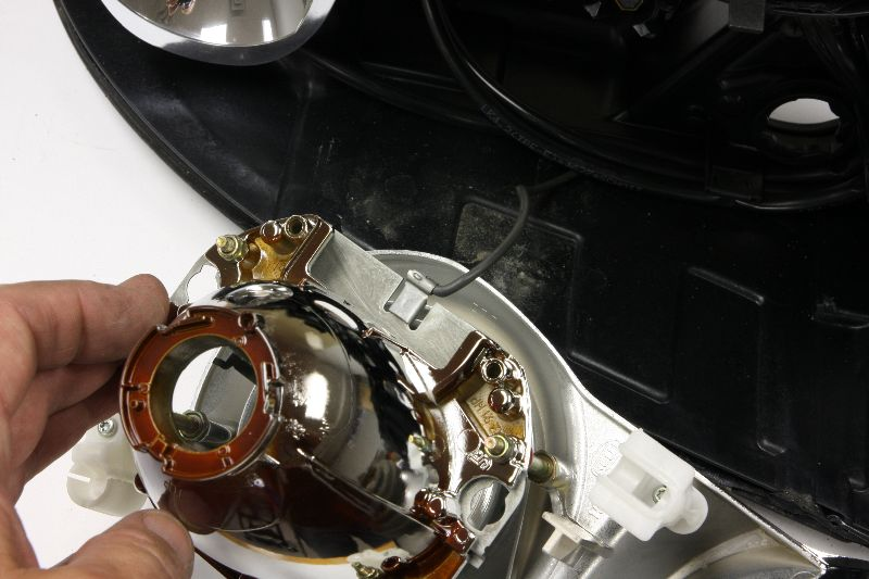 BMW E39 5-series Floppy (Loose) Headlights (Replace Adjusters