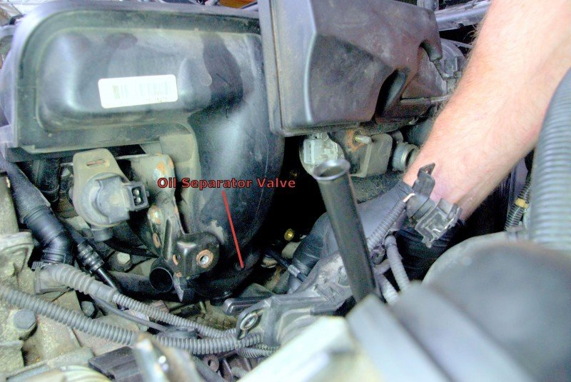 Photo Diy Bmw M54 6cylinder Crankcase Ventilation Pcv 325i Rhblogbavauto: 2006 Bmw 525i Pcv Valve Location At Gmaili.net