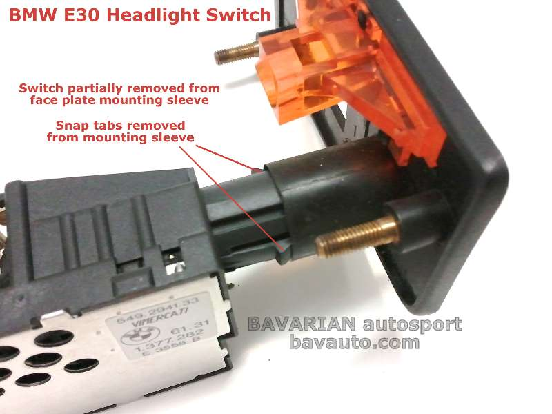 2010 11 02 10.20.281 bmw e30 headlight switch removal diy 325i and others bavarian e30 headlight switch wiring diagram at beritabola.co