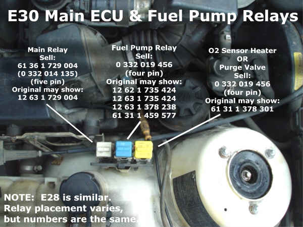 Bmw 3 Series Questions I Am Not Getting Any Spark Cargurusrhcargurus: 1988 Bmw 325i Fuel Pump Wiring Diagram At Gmaili.net