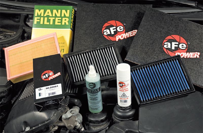 Bmw And Mini Diy Video Engine Air Filter Replacement And Afe