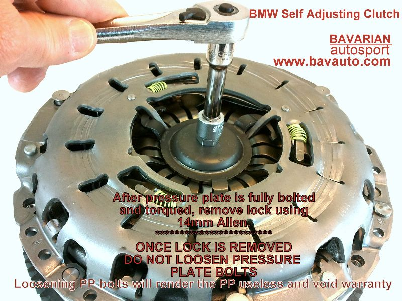 BMW Self Adjusting Clutch – SAC – DIY – How To Replace