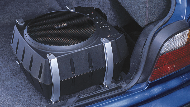 Bmw Diy Basslink Subwoofer Install How To Bavarian Autosport Blog
