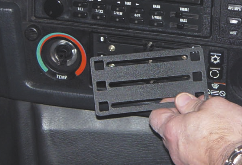 Remove A Circuit Breaker Pry Up To Release