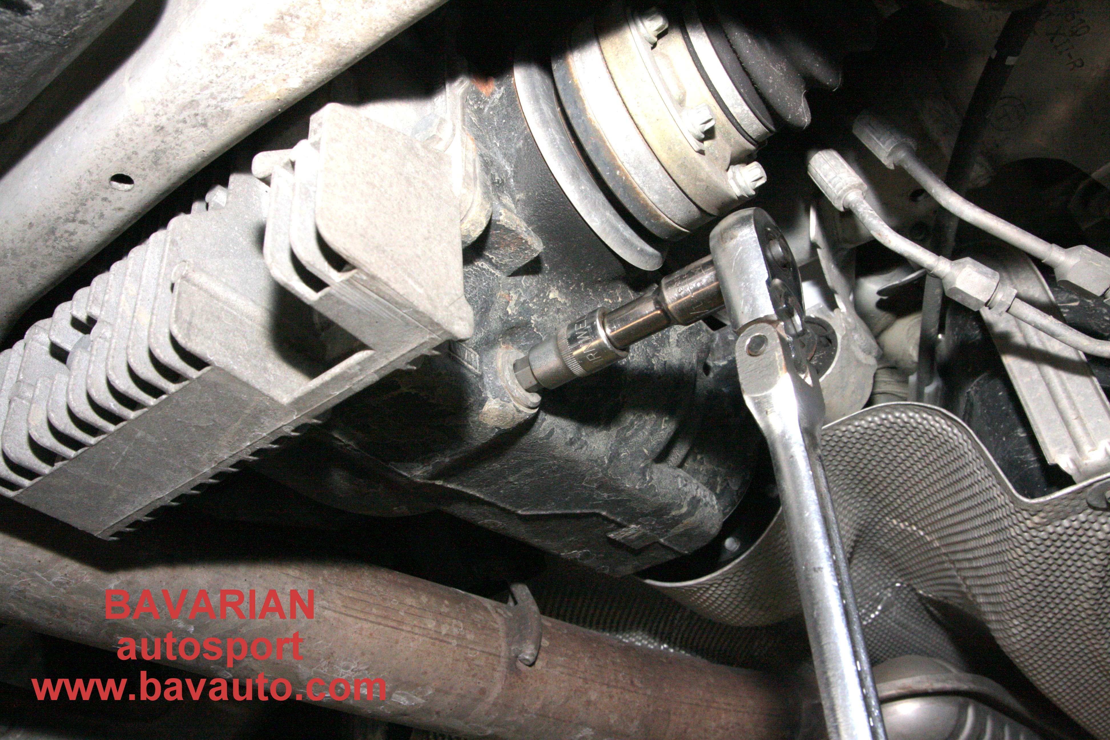 Bmw Diy Manual Transmission And Differential Fluid