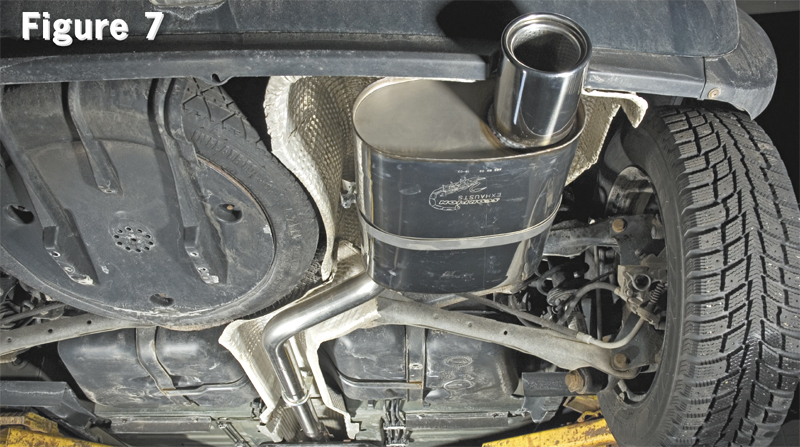 Performance Exhaust Systems >> BMW and MINI Muffler Install – How To DIY – Replacement and Free Flow Performance | Bavarian ...