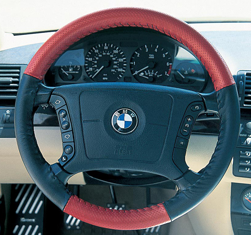 Bmw And Mini Leather Steering Wheel Covers Wheelskins
