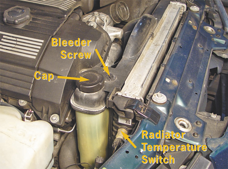 Bmw And Mini Diy Overheating Cooling System