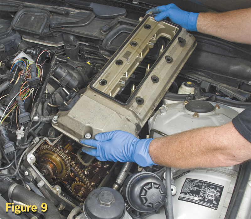 M5 Engine Specs further Bmw E66 Engine Diagram moreover Cooling System Water Hoses 3 together with Mult Chip Install likewise Bmw Diy V8 And 6 Cylinder Valve Cover Gasket Leak Repair And Replacement How To M50 M52 M54 M60 M62. on bmw m50 cylinder head