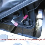 BMW E46 Convertible Rear Shock Reinforcement Plates How To