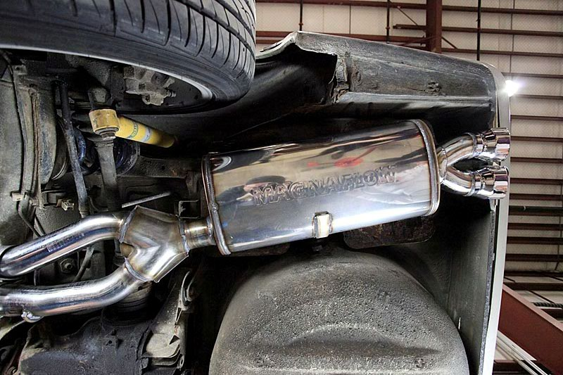 Anyone Running This Magnaflow 16535 Catback On Their M20
