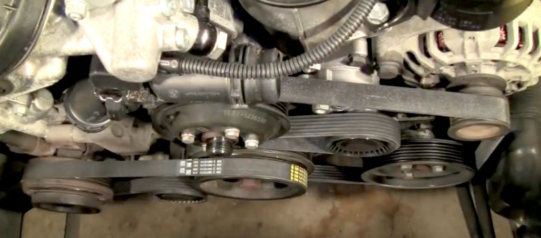 How to Diagnose Belt or Pulley Squeal or Squeak – BMW and ...