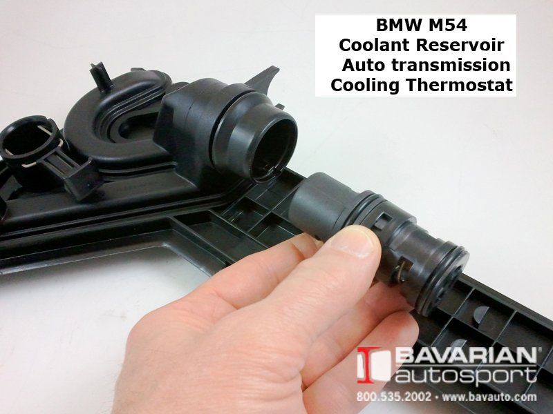 Bmw M54 6 Cylinder Coolant Thermostat For Automatic