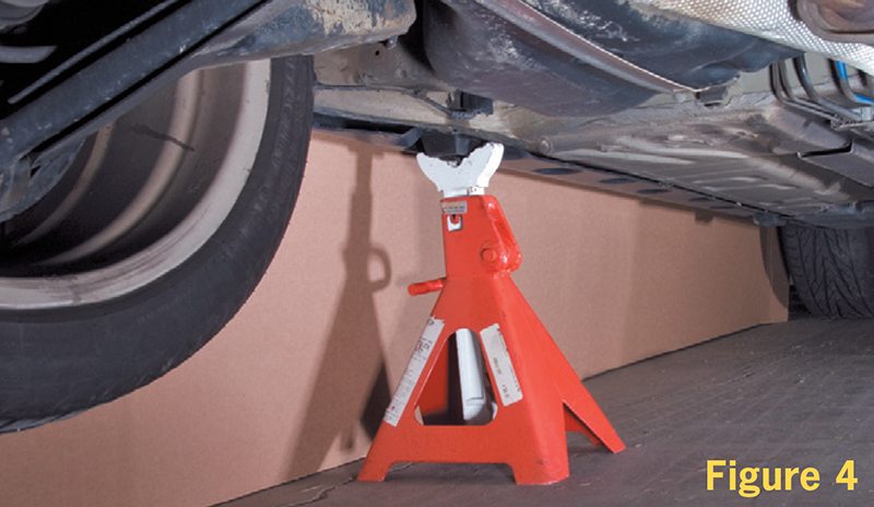 Bmw Preventative Maintenance How To Jack And Support Common Bmws