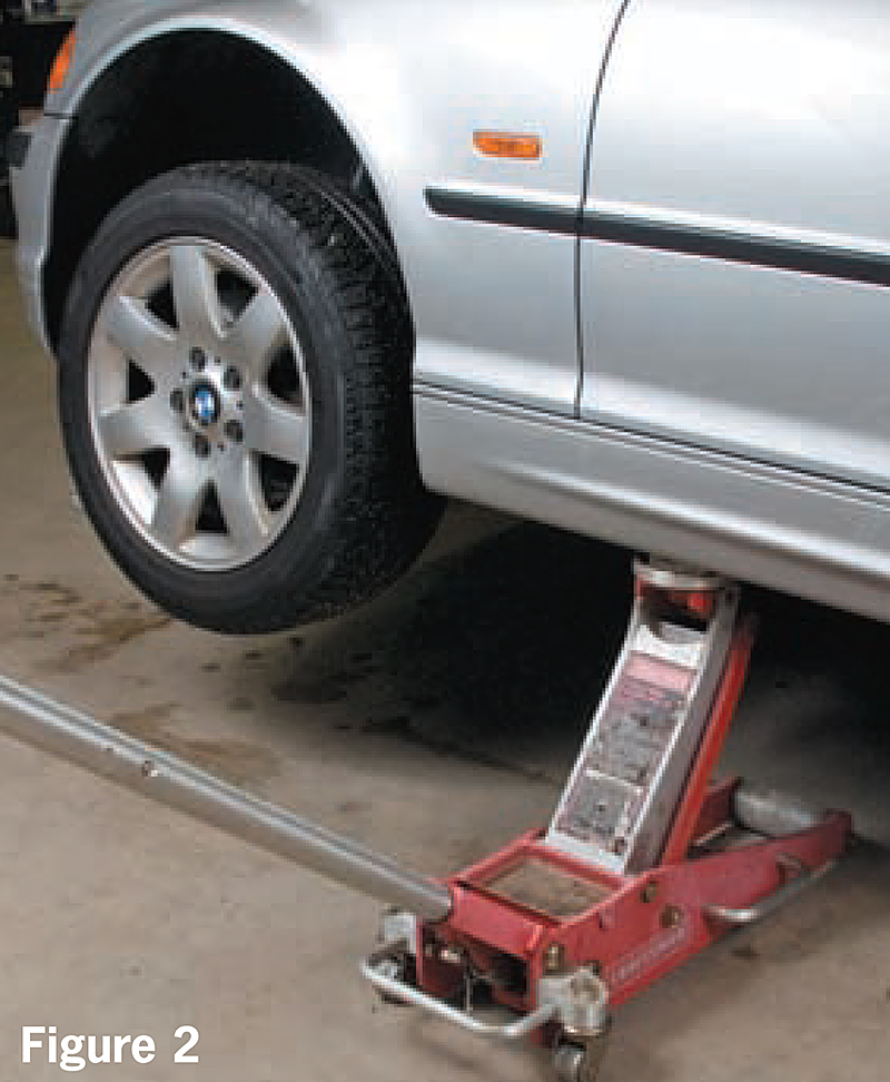 How To Use Emergency Car Jack