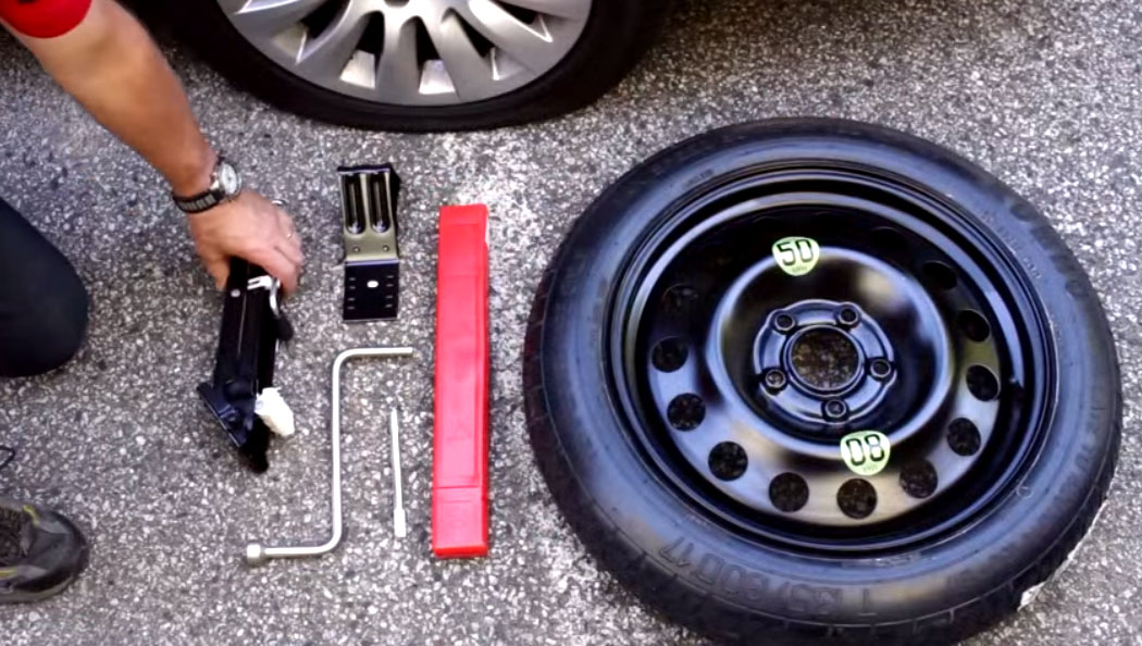 Bmw And Mini Diy Video How To Install A Space Saver