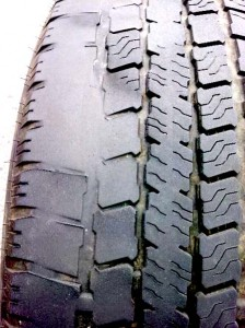 Tire Wear As Indicator Of Worn Suspension Parts Bmw Mini