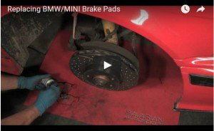 When Should BMW and MINI Brake Rotors, Disc, be Replaced? | Bavarian