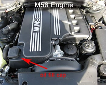 How Do I Know If I Have An M54 Or M56 Bmw 6 Cylinder