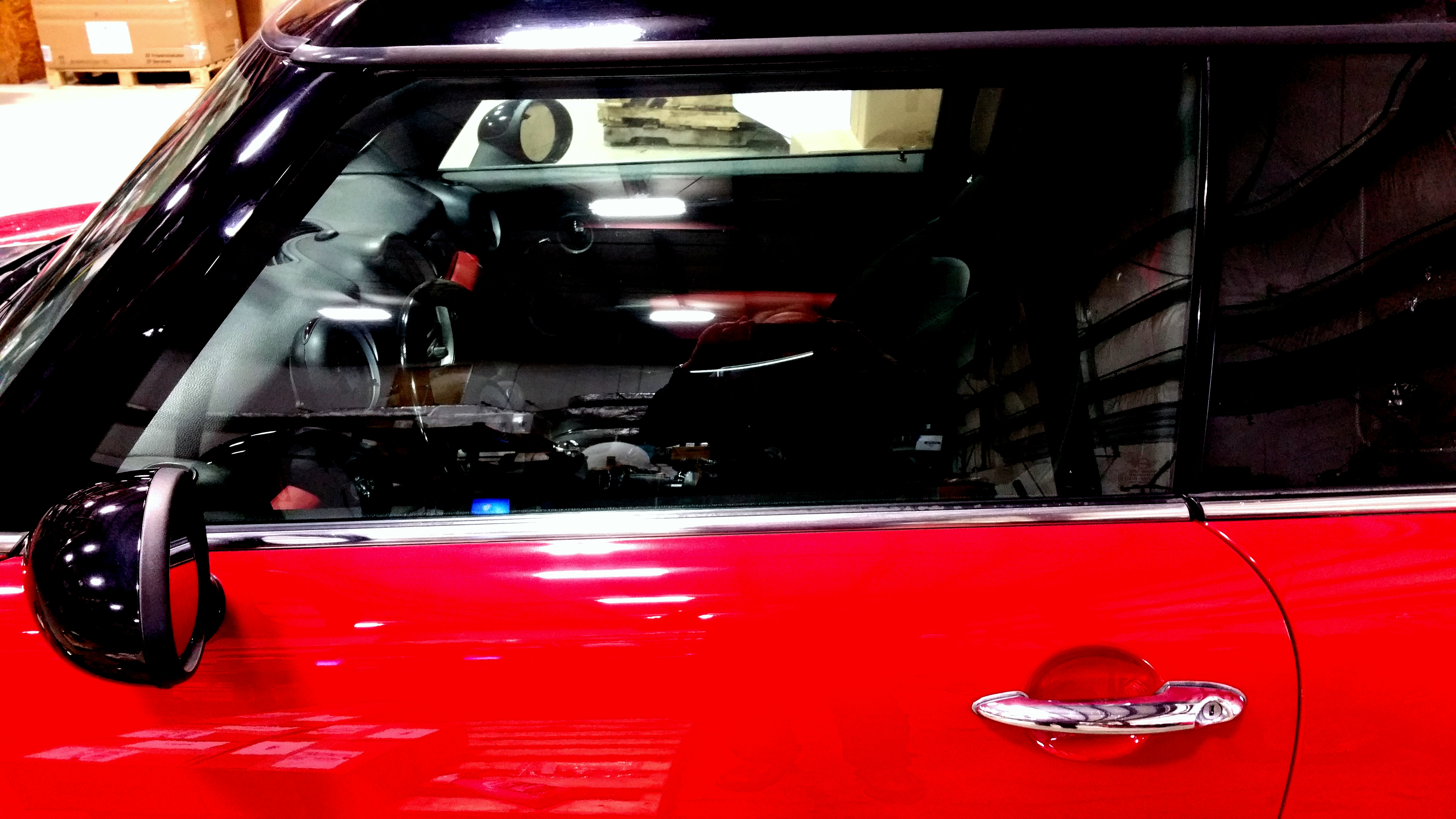 how to remove door trim mini cooper