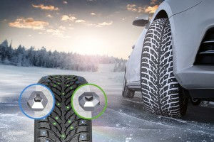 Nokian Hakkapeliitta snow tires on BMW and MINI BAVauto