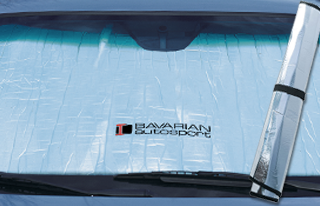 BAVauto BMW and MINI windshield sunshade