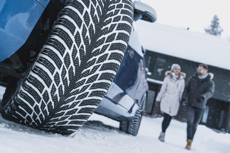 Nokian Hakkapeliitta Snopw tires for BMW and MINI